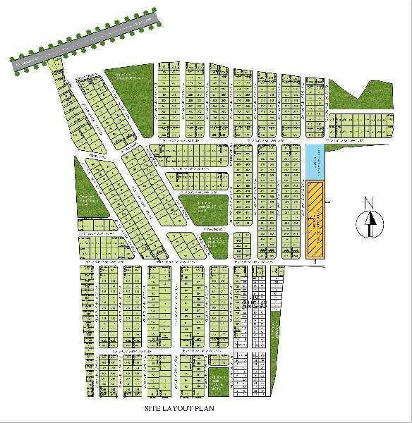 Residential Plot for Sale in Ganj Basoda, Vidisha