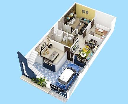 2 BHK House For Sale In Ganj Basoda, Vidisha