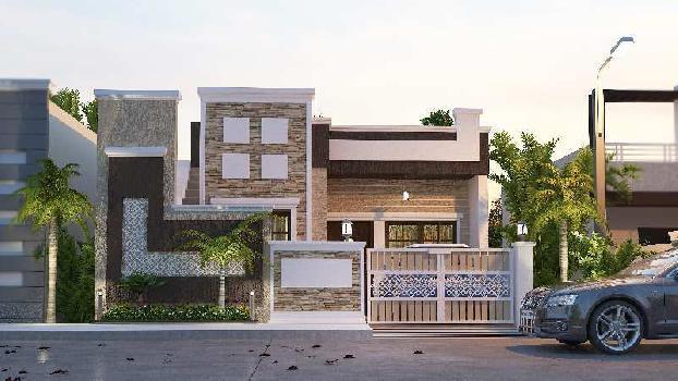 2 BHK Row House For Sale In Ganj Basoda, Vidisha