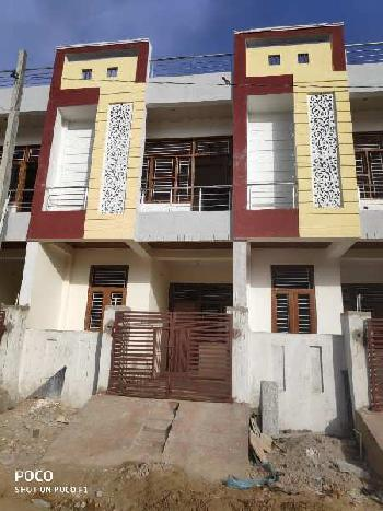 3 BHK Luxury Villa(65 Sq Gaj) 1142 Sq.Ft.Only 19.41 Lac, Lonable, Royal City, Kalwar Road- Jaipur