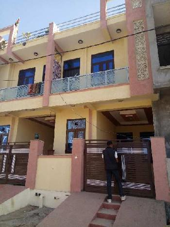3 BHK Luxury Villa Approved (84 Sq Gaj) 1642 Sq.Ft.Only 26.41 Lac, Lonable, Royal City, Kalwar Road- Jaipur