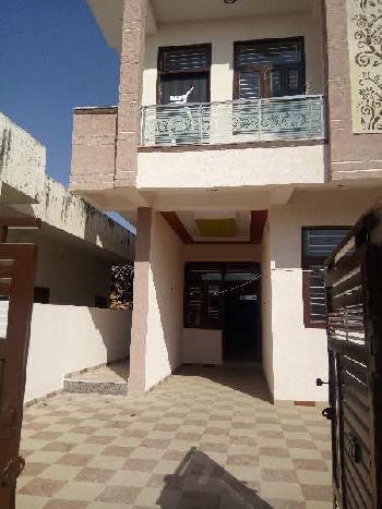 4 BHK Luxury Villa(90 Sq Gaj) 1642 Sq.Ft.Only 40.21 Lac, Lonable, JDA Approved,Ganesh Nagar Old, Kardhani, Kalwar Road- Jaipur