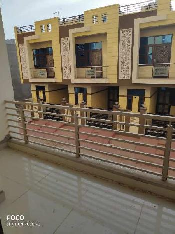 3 BHK Luxury Flat (1122 sq ft) Only 14.91 Lac, 95% Lonable, Water Facility,Royal City, Jaipur