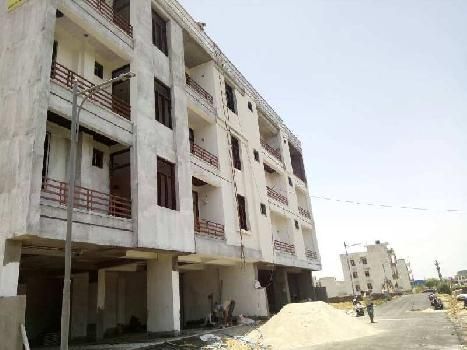 2 BHK Luxury Flat (842 sq ft) Only 12.20 Lac, 95% Lonable, Water Facility, Royal City, Jaipur