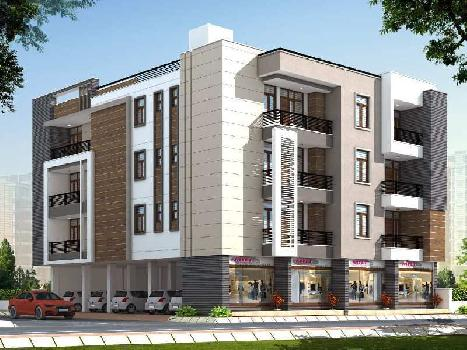 3 BHK Luxury Flat (1192 sq ft) Only 19.61 Lac, 95% Lonable, JDA Approved, Manglam City, Jaipur