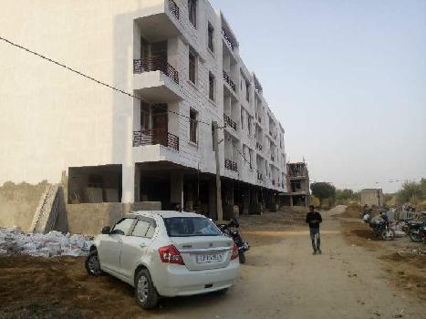 3 BHK Luxury Flat (1192 sq ft) Only 20.61 Lac, 95% Lonable, Water Facility,Gated Township,JDA Approved, Anandam, Jaipur