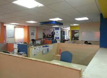 Semi Furnished Office