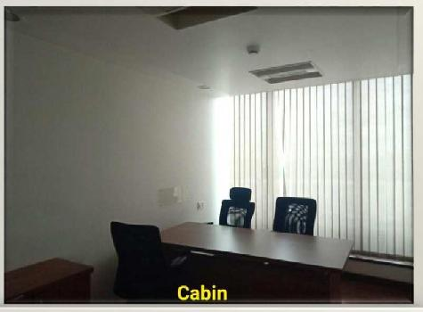 Fully Furnished AC Office