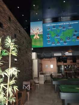 Sports Bar With Licence