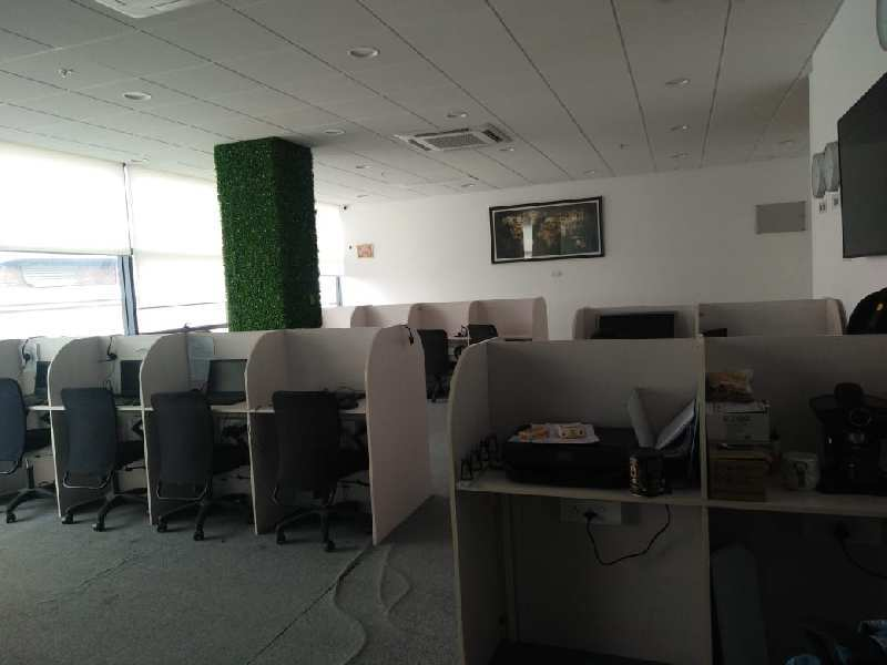 Pre-Leased Office