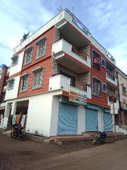 Independent Building With 3 Shops