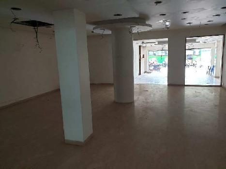 Road Facing Showroom