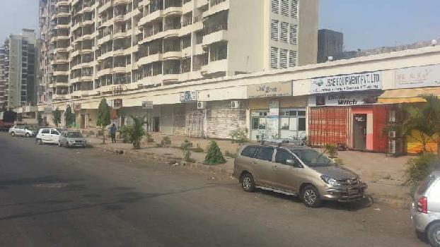 710 Sq.ft. Showrooms for Rent in Ghansoli, Navi Mumbai
