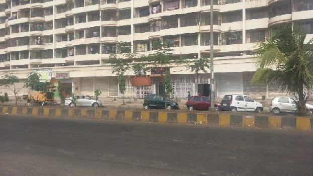 710 Sq.ft. Showrooms for Rent in Ghansoli, Navi Mumbai