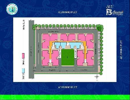 3 BHK Flat For Sale In Sec - 17 ,Vrindavan Yojana, Lucknow