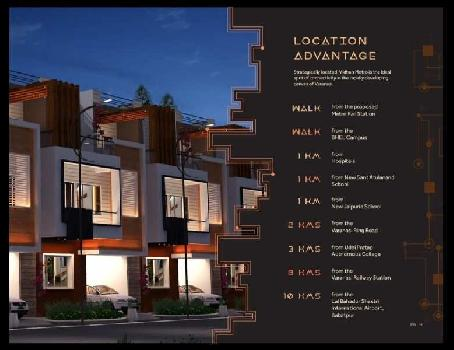 5 Duplex Villa For Sale In Vidhan Metro, Shivpur, Varanasi.