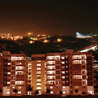 BABUKHAN SOLITAIRE RESIDENTIAL APARTMENT FLATS