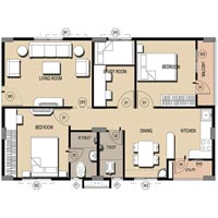 Apartment Residential Flats