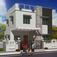 Gated Community, Houses and plots