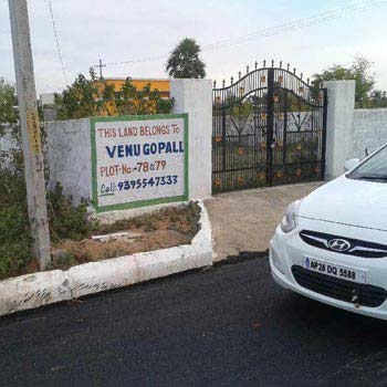 Residential Plot for Sale in Banjara Hills, Hyderabad