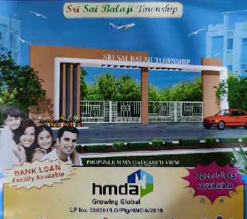 600 Sq. Yards Residential Plot for Sale in Malkapur, Rangareddy