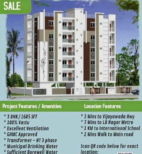Residential Apartments Flats