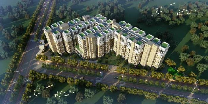 Luxury Spanish 2 bhk Flats