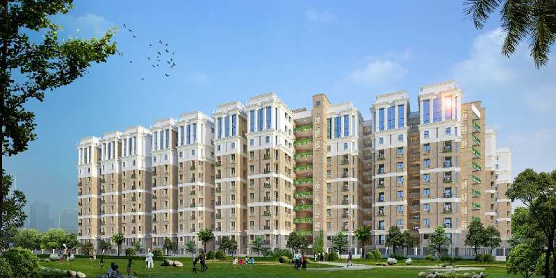 2 bhk luxurious flats