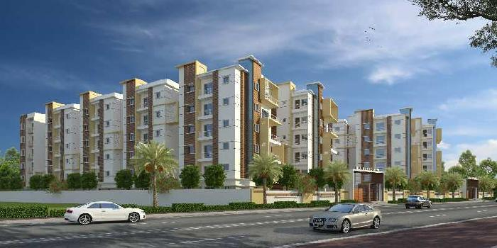RV Akshobhya Gated Community 2 bhk Apartment flats