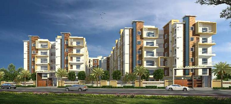 3 bhk Luxurious Gated community Apartment