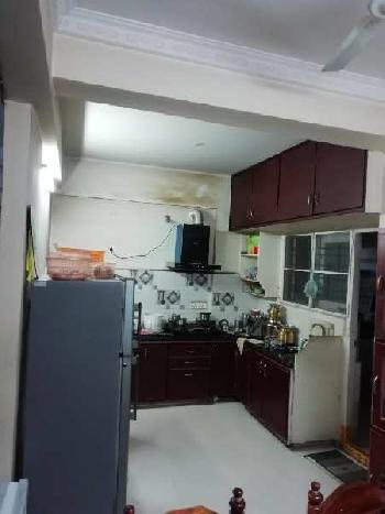2bhk flat Semifurnished