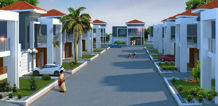 Luxury villas Gated Community