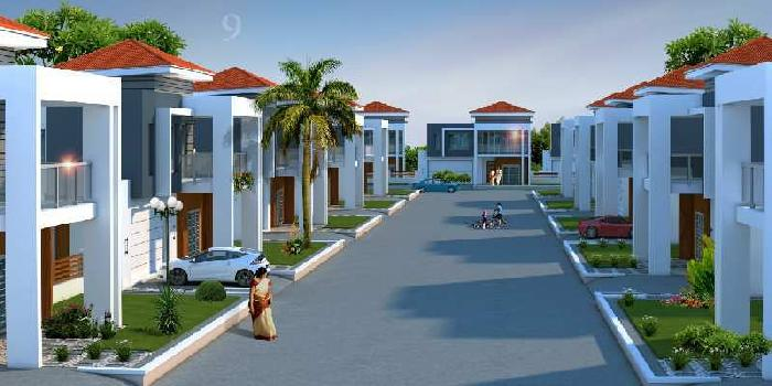 HMDA Approved 3 bhk Luxurious Villas