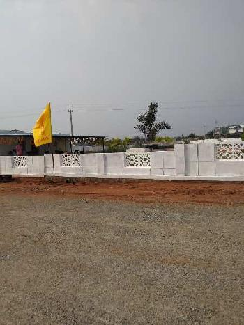 Gated Community Residential Plots