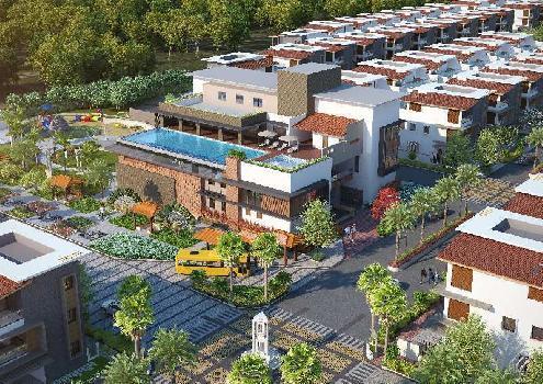 4 bhk gated community Villas
