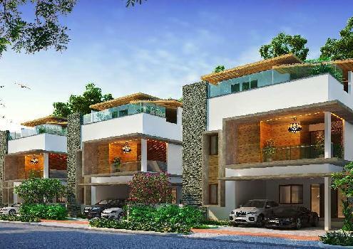 4 BHK Luxurious Villas