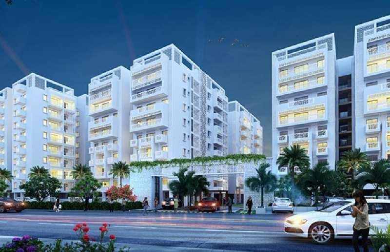 Vaishnavi Oasis Eco - Apartments 2,3 & 4 bhk