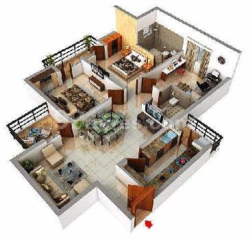 3 BHK Flats & Apartments For Sale In Khandagiri, Bhubaneswar