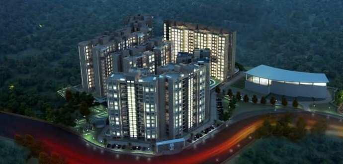 2 BHK Apartment For Sale In DN Fairytale