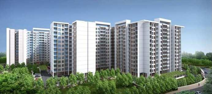 3 BHK Flat For Sale In DN Fairytale