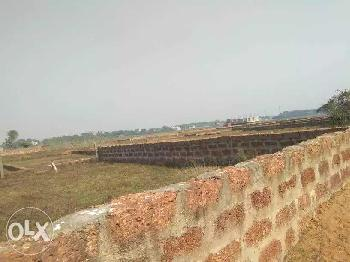 It is near trisulia fakirpada in a very good location near road