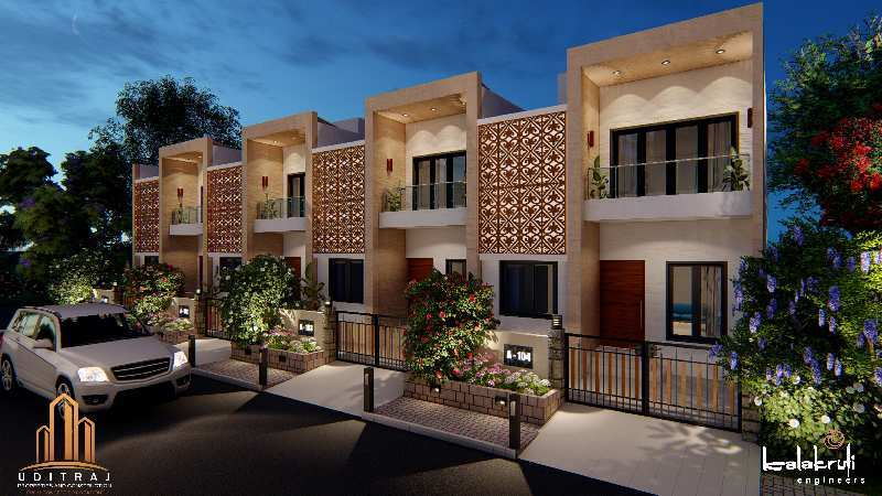 3 BHK Individual Houses / Villas for Sale in Airport Road, Bhuj