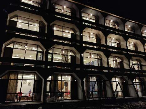 Hotel for Lease in Manali