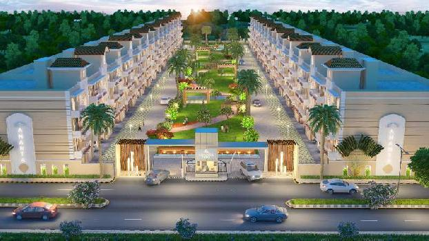 3 BHK Individual Houses / Villas for Sale in Airport Road, Zirakpur