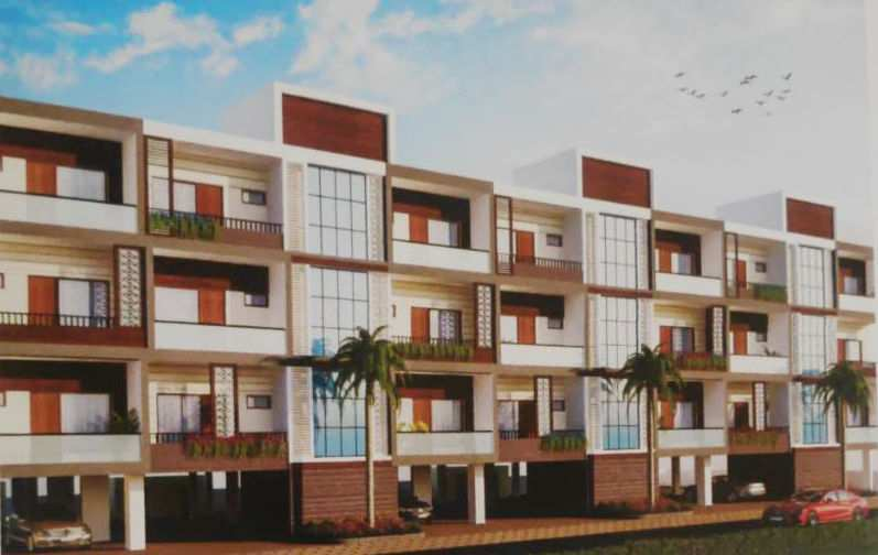 2 BHK Flats & Apartments for Sale in Sahibzada Ajit Singh Nagar, Mohali