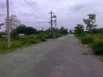 Residential Plot for Sale in Hennur, Bangalore