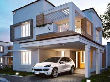 HOUSE IN SUPER BUILTUP AREA