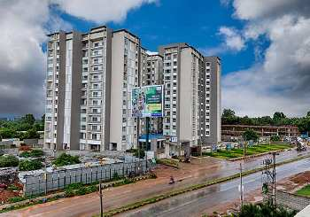3 BHK Flats & Apartments for Sale in Hennur Road, Bangalore