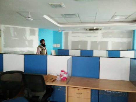 Commercial Office Space HBR Layout