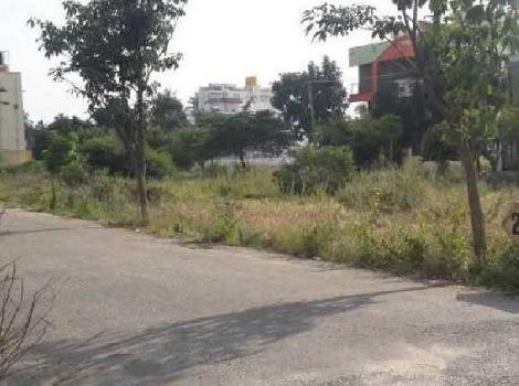 Resale Residential Plot for Sale in Yelahanka New Town